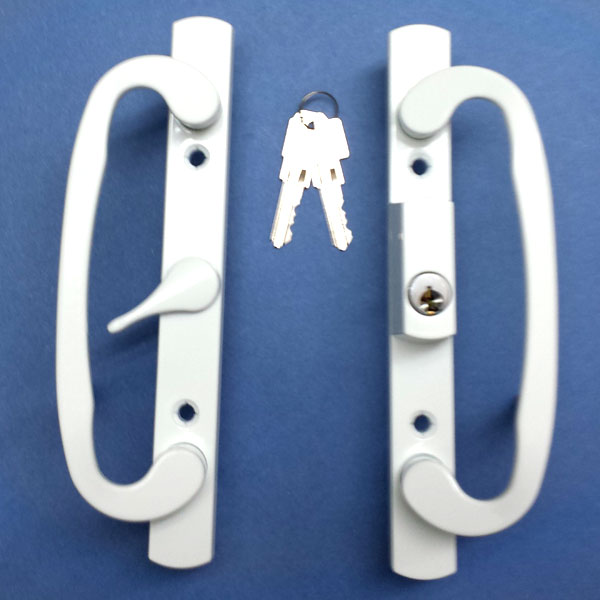 2265 Sash Controls Handle 13-291K Keylock