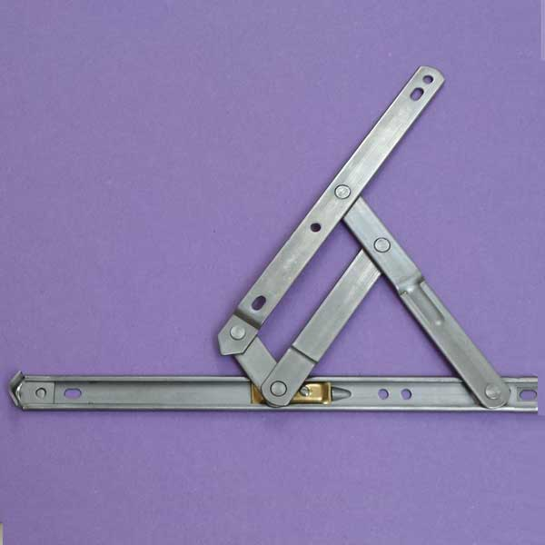 10inch  201 Stainless Steel Hinge with Stop 28-10-2-07