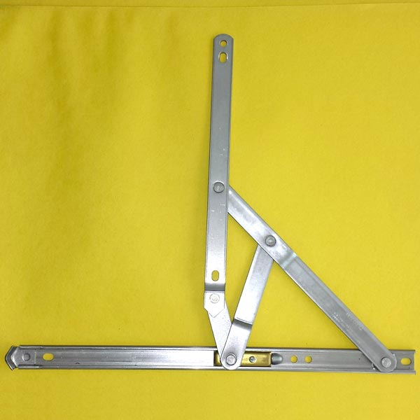 12 inch 401 Stainless Steel 4-Bar Hinge 28-12-12-0