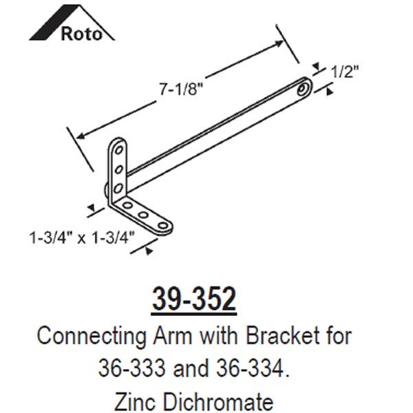 Connecting Arm 39-352