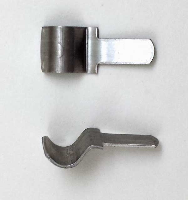 Aluminum Stretch Clips