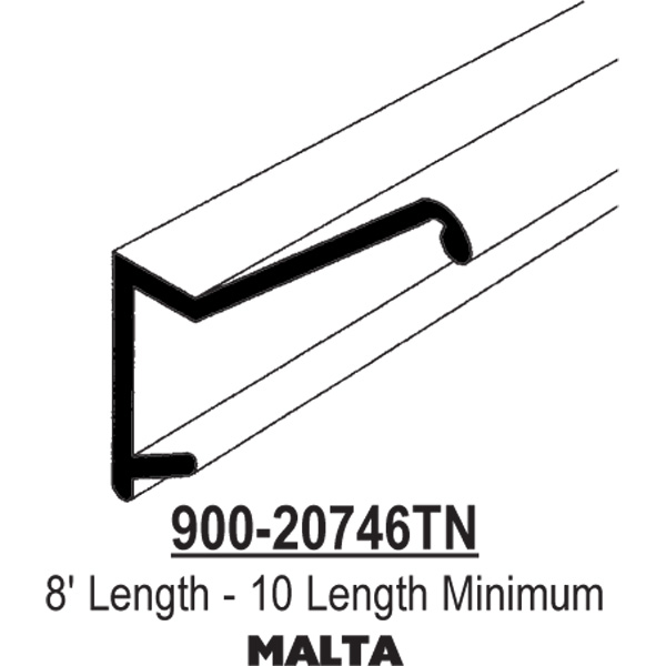 Leaf Weatherseals 900-20746TN