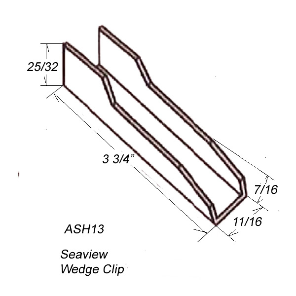 Awning Clip ASH-13