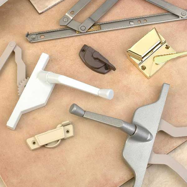 Window Replacement Hardware