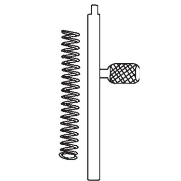 Slide Bolt Springs