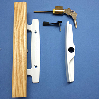 Handles Patio Doors 13-154WK