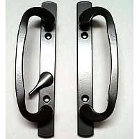 2265 Sash Controls Handle 13-245B Black