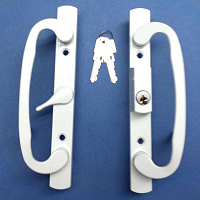 2265 Sash Controls Handle 13-291K Keylock