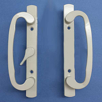 2265 Sash Controls Handle 13-291AD Almond