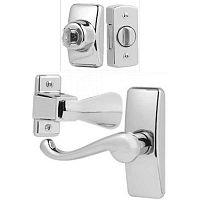 Lever Latch Set 17-25BK