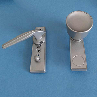 Knob-Push Pull Latch 17-60