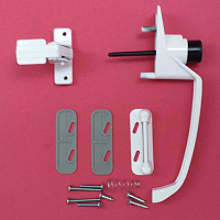 Push Button Latch Set