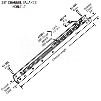 64 Series Channel Balance 64-231