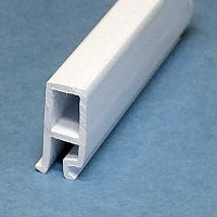 Snap In Vinyl Glazing Bead 65-235W