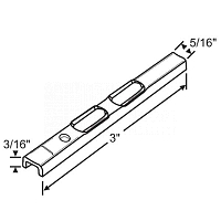 85 series Pivot Bar 85-513