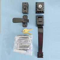 Push Button Latch 900-13554K