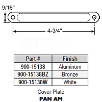 Cover Plate 900-15138