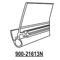 Leaf Weatherseal 900-21613N