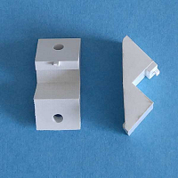 Fixed Panel Clip PDB 33 WH