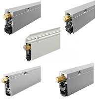Surface Mount Automatic Door Bottoms
