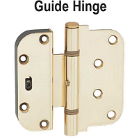 Hoppe Guide Hinge Stainless Steel HTL Ultimate 850-8762563
