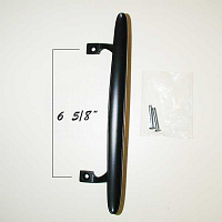 Handle Patio Door Black 13-105B