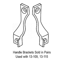 Handles Patio Doors 16-125