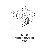 Awning Window Nylon Guide 33-138