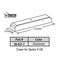 Cover for Sentry II 39-637-7
