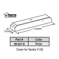 Cover for Sentry II 39-637-9