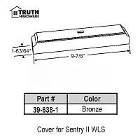 Cover for Sentry II 39-638-1
