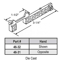 Finger Latch 46-32