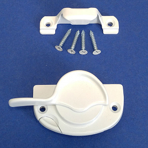 Sash Lock + Keeper 50-973-3 2