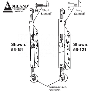 Ashland Multi-point swing door lock  56-151 3