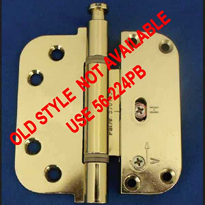Adjustable Set Hinge 56-224W 3
