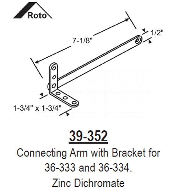 Connecting Arm 39-352 1
