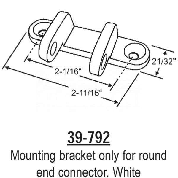 Sash Bracket for Skylight 39-792 2