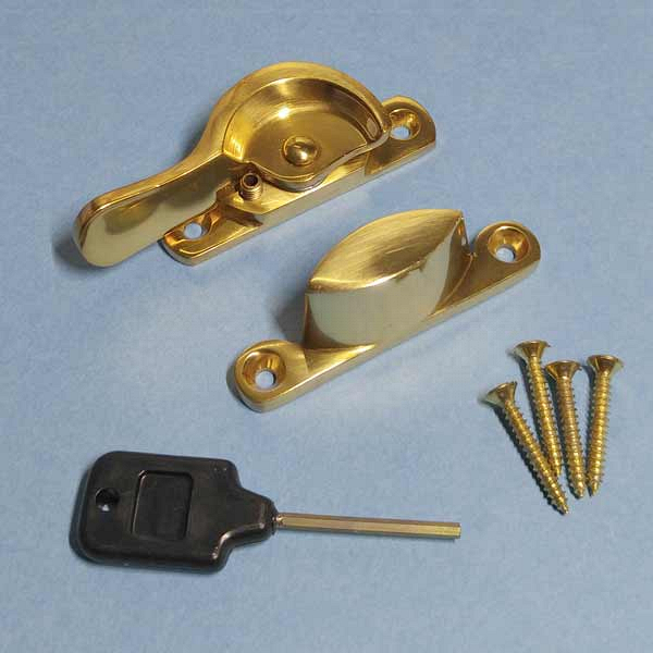 Sweep and Sash lock 50-1100BRS 2