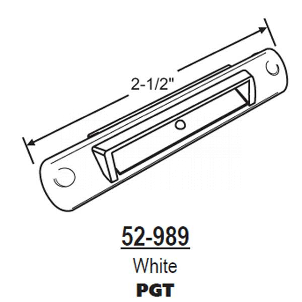 Weep Cover PGT 52-989 1