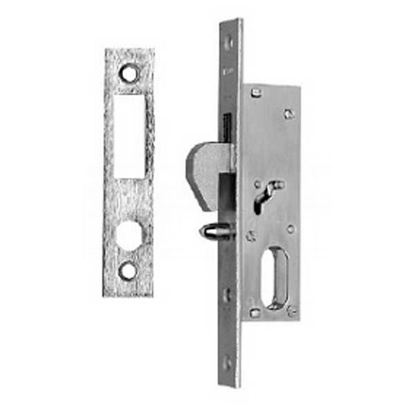 Iseo Mortise Lock 56-627CPBR 2