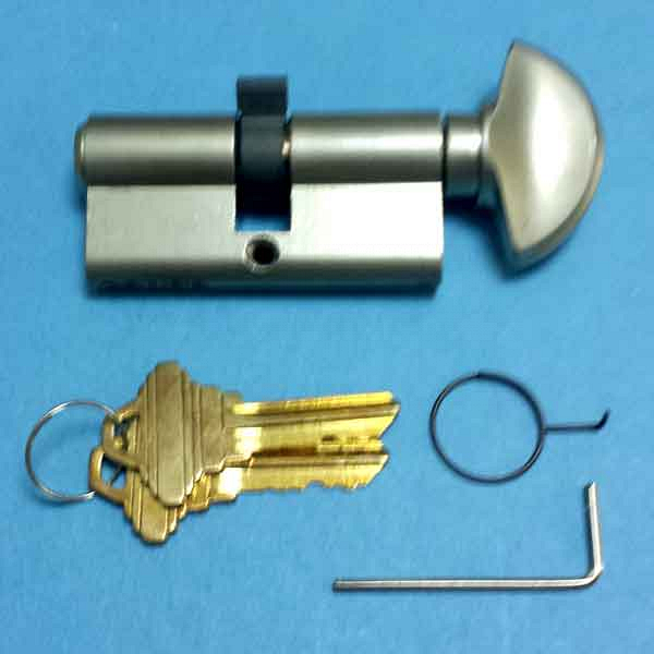 Hoppe 90 degree Key Cylinder 3442402 1