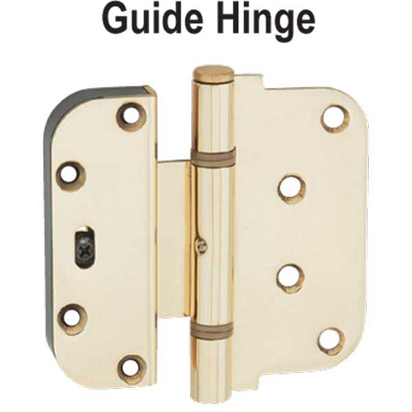 Hoppe Guide Hinge Stainless Steel HTL Ultimate 850-8762563 1